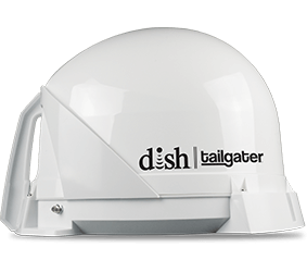The Tailgater - Outdoor TV - Platte, SD - Cole's Computers - DISH Authorized Retailer
